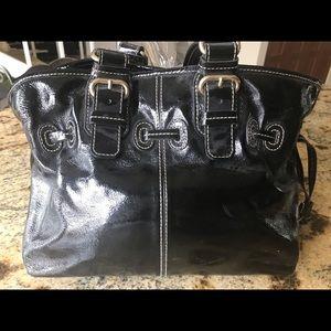 Bags - Authentic DOONEY & BOURKE patent tote